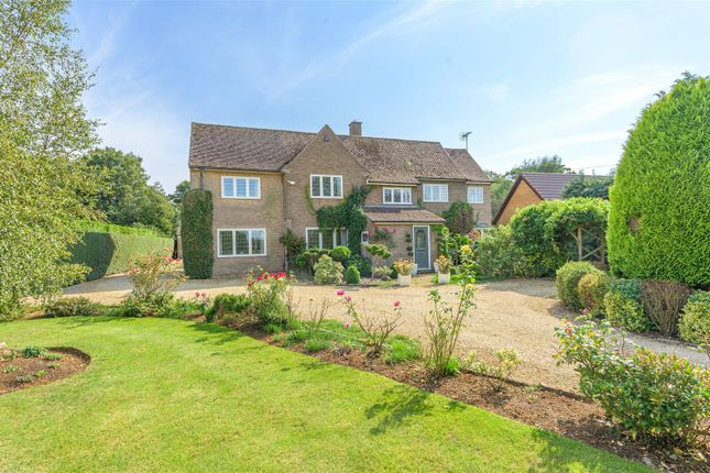 Thumbnail Detached house for sale in Cottesmore Road, Burley, Rutland