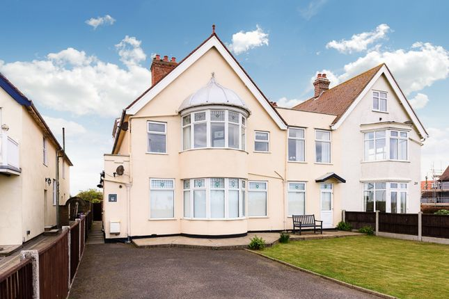 Thumbnail Maisonette for sale in Marine Parade, Gorleston