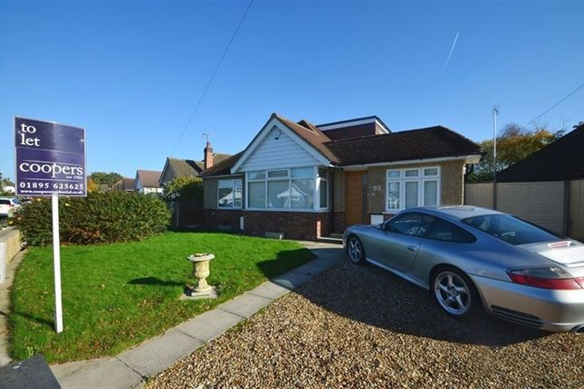 Thumbnail Property to rent in Bushey Road, Ickenham