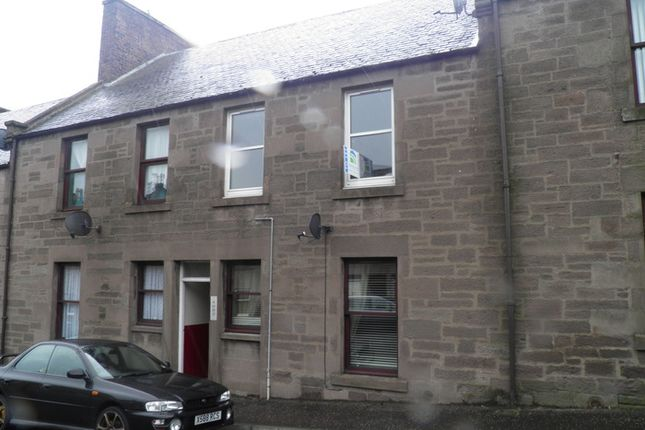 Thumbnail Flat to rent in John Street, Forfar