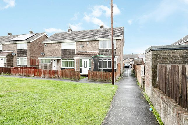 Front View of Airedale Gardens, Hetton-Le-Hole, Houghton Le Spring, Tyne And Wear DH5