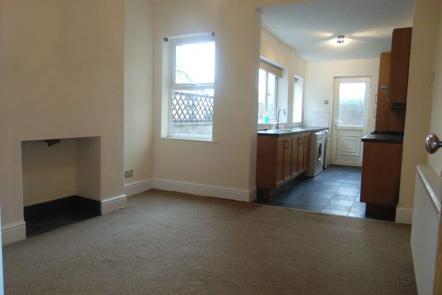 Thumbnail End terrace house to rent in Trafalgar Road, Beeston, Nottingham