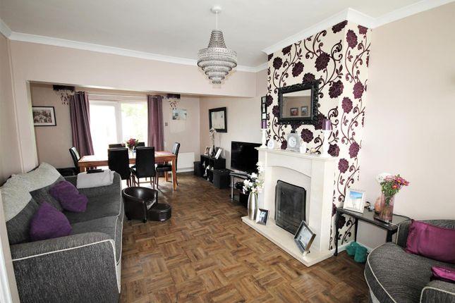 Living Area of Algernon Street, Monton, Manchester M30