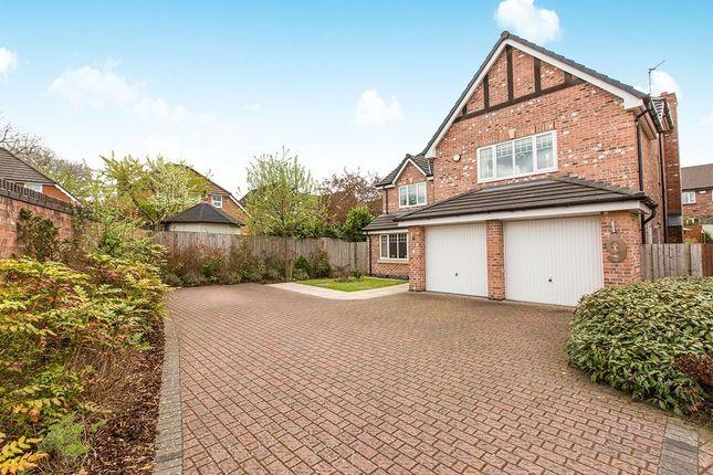 Thumbnail Detached house for sale in Heatherridge Close, Tytherington, Macclesfield