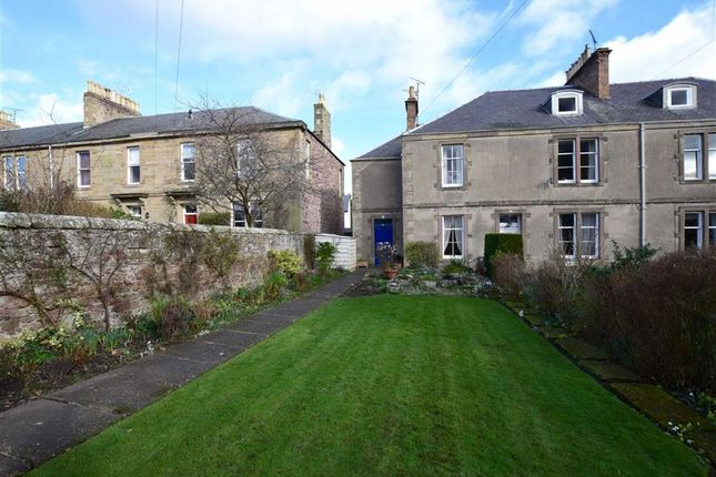 Thumbnail Flat for sale in Abbotsford Grove, Kelso