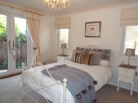 Bedroom 1 of High Croft Park, Newton Hall Lane, Mobberley, Cheshire WA16
