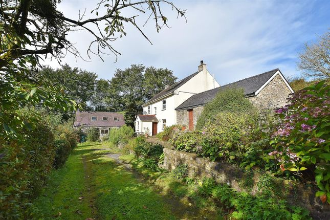 Thumbnail Detached house for sale in The Ridgeway, Manorbier, Tenby