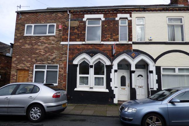 Thumbnail Shared accommodation to rent in Beresford Street, Shelton, Stoke On Trent