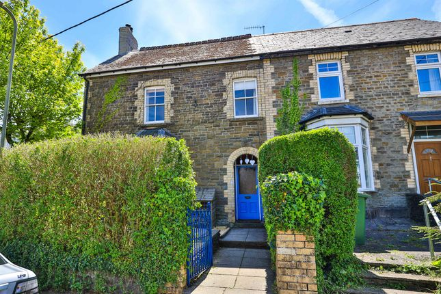 Thumbnail Semi-detached house for sale in Warren Drive, Caerphilly