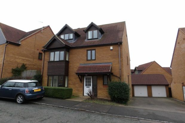 Thumbnail Property to rent in Knapp Gate, Shenley Church End, Milton Keynes