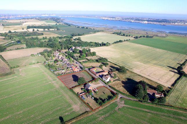 Thumbnail Land for sale in Erwarton, Ipswich