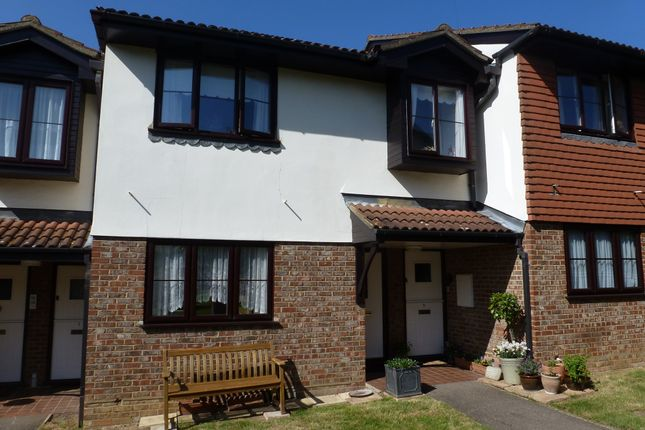 Thumbnail Flat for sale in Old Farm Court, Perry Street, Billericay