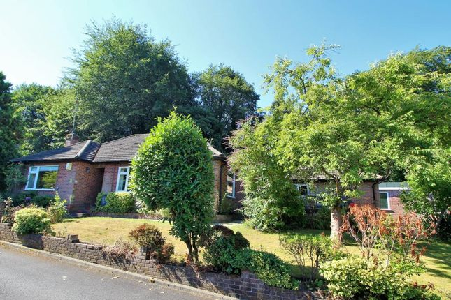 Thumbnail Detached bungalow for sale in Coach House Close, Frimley