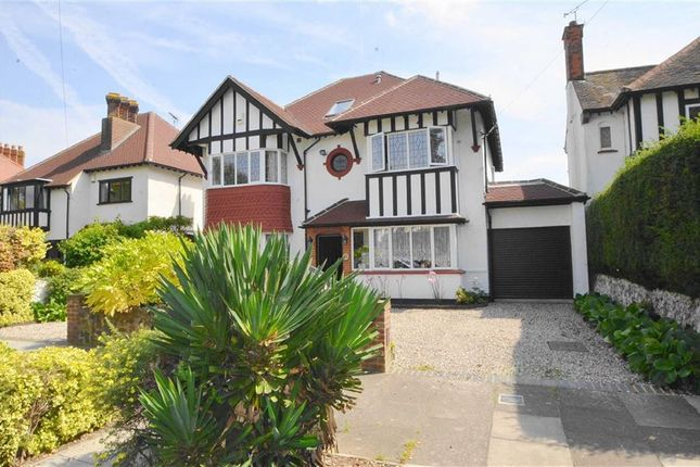 Thumbnail Detached house for sale in Parkanaur Avenue, Southend-On-Sea