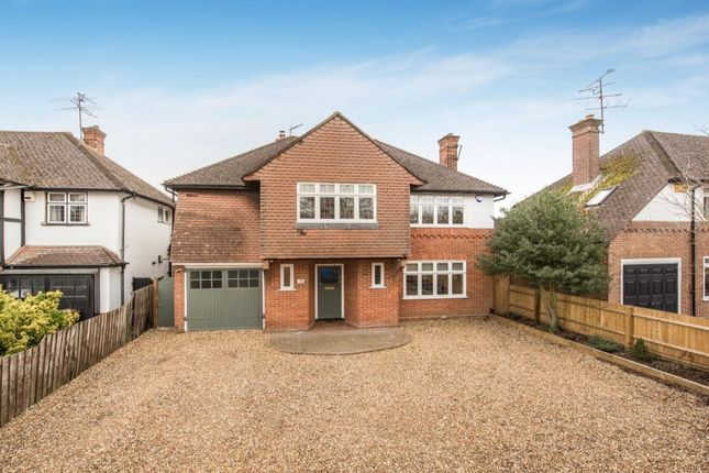 Thumbnail Detached house for sale in King Edward Avenue, Aylesbury