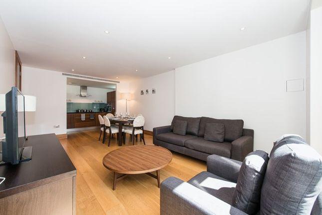 Thumbnail Flat to rent in Park View Residence, Baker Street, London