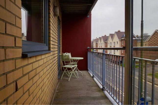 Balcony of Selden Hill, Hemel Hempstead HP2