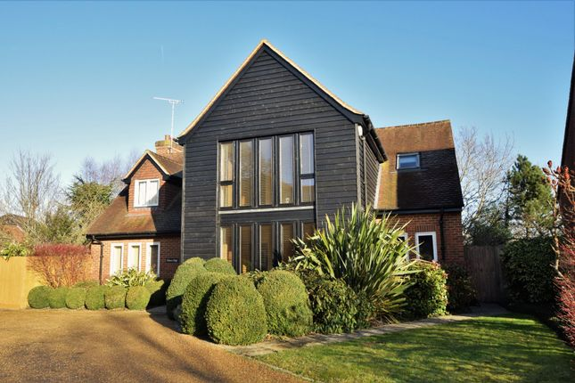 Thumbnail Detached house for sale in Sydney Loader Place, Blackwater, Camberley