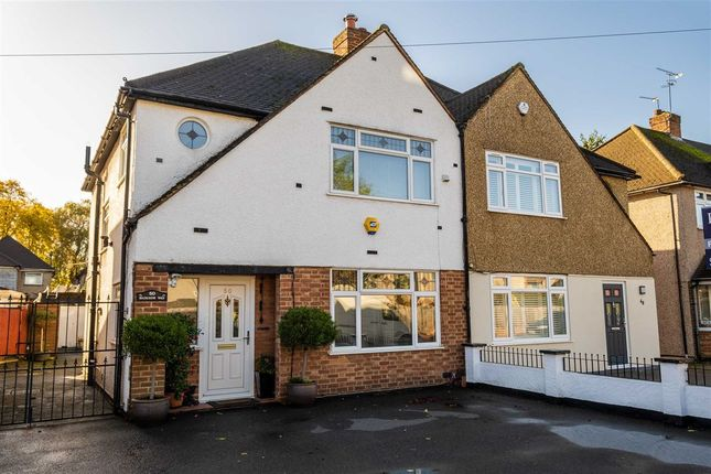 Thumbnail Semi-detached house for sale in Blossom Way, West Drayton, Middlesex