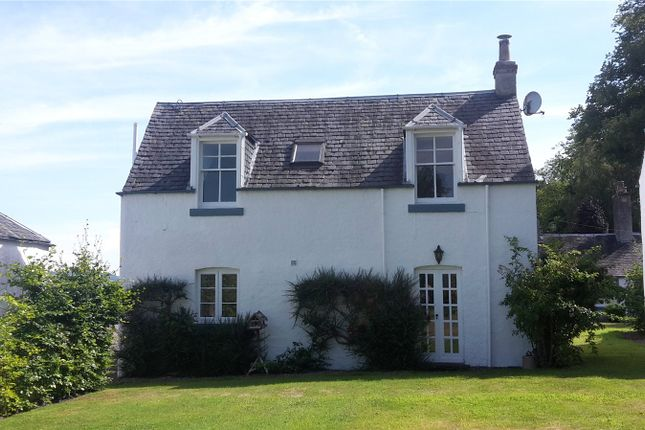 Thumbnail Detached house to rent in Forgandenny, Perth