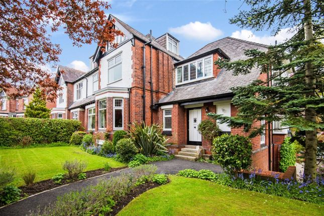 Thumbnail Semi-detached house for sale in Broadoak Road, Worsley