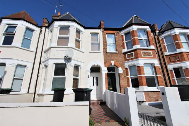 Thumbnail Terraced house to rent in Rutland Gardens, Harringay