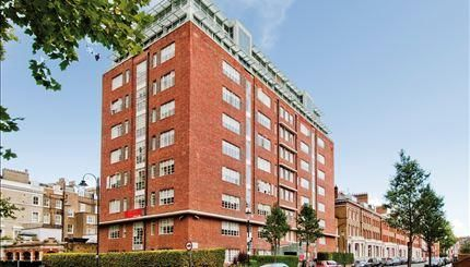 Studio to rent in Roland Gardens, South Kensington