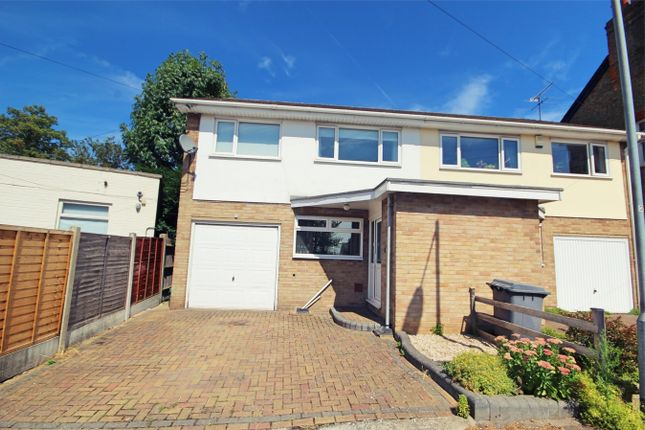 Thumbnail Semi-detached house for sale in Primrose Hill, Chelmsford, Essex
