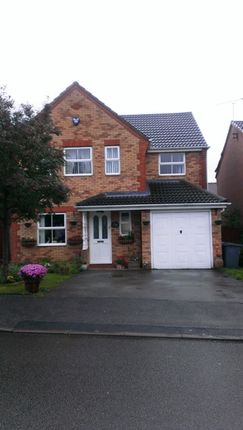 Thumbnail Detached house to rent in Ratcliffe Avenue, Burton On Trent