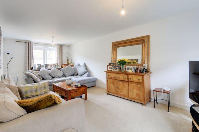 Living Room of Baron Way, Newton Abbot TQ12