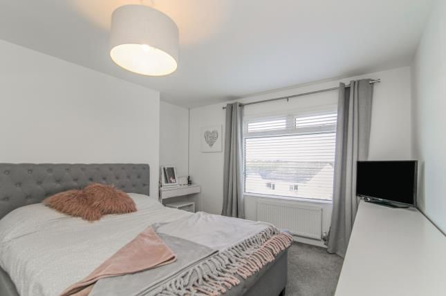 Master Bedroom of The Downs, West Looe, Cornwall PL13