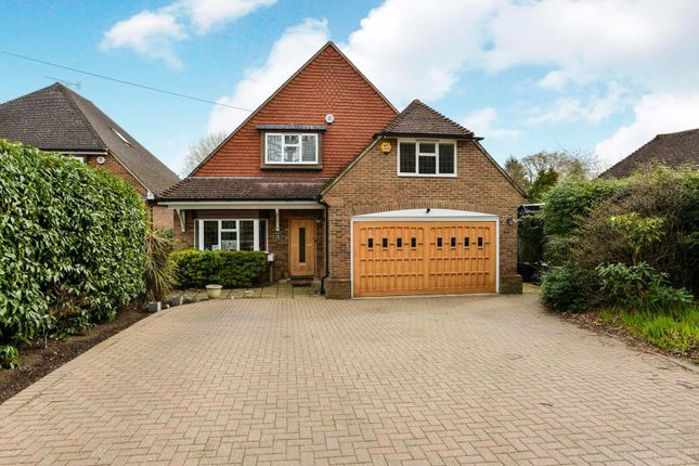 Thumbnail Detached house for sale in Highland Road, Badgers Mount