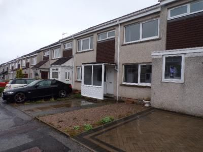 Thumbnail Terraced house to rent in Woodend Terrace, Aberdeen