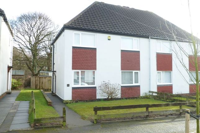 Thumbnail Semi-detached house to rent in Woodside Avenue, Throckley, Newcastle Upon Tyne