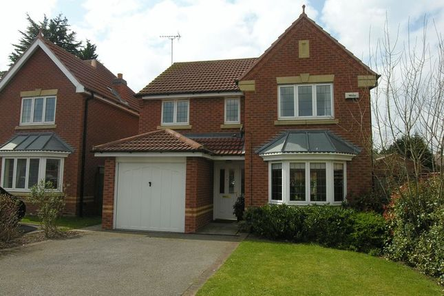 Thumbnail Property to rent in Henson Close, Radcliffe-On-Trent, Nottingham