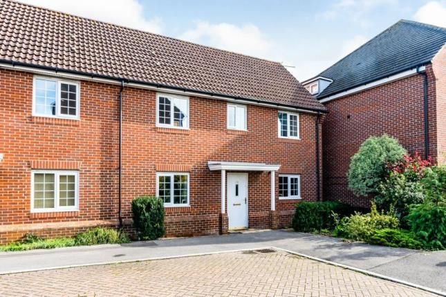 Thumbnail Semi-detached house for sale in North Baddesley, Southampton, Hampshire