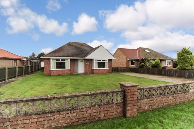 Thumbnail Detached bungalow for sale in Bulmer Lane, Winterton-On-Sea, Great Yarmouth