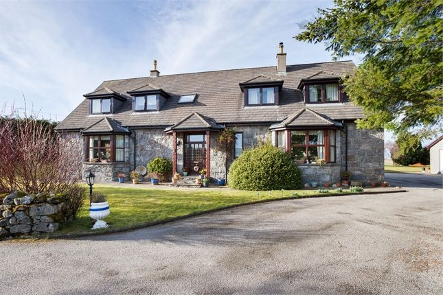 Thumbnail Detached house for sale in Drumoak, Banchory, Aberdeenshire