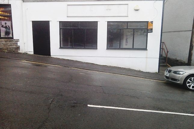 Thumbnail Industrial to let in Berw Road, Tonypandy