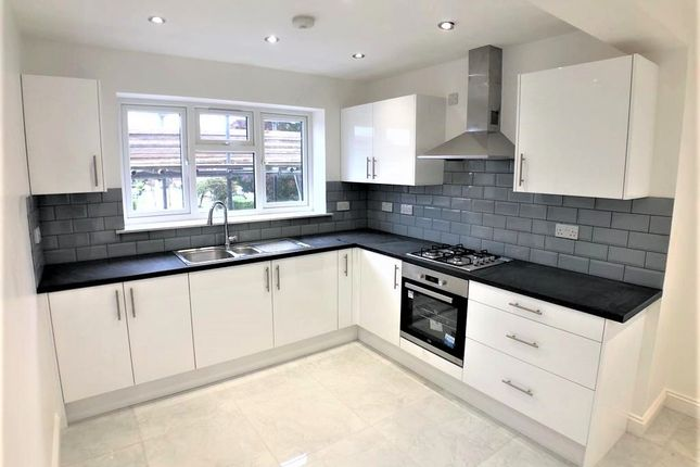 Thumbnail 2 bed maisonette to rent in Locket Road, Harrow