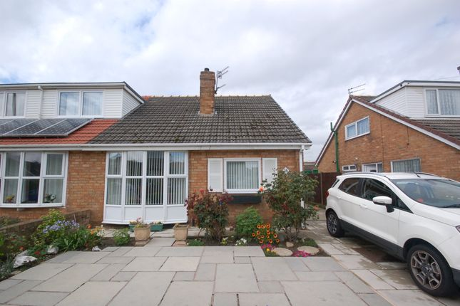 Thumbnail Semi-detached bungalow for sale in Hampshire Place, Blackpool