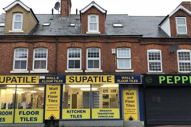 Commercial property for sale in 193 Railway Terrace, Rugby, Warwickshire
