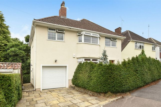 Thumbnail Detached house for sale in Bassett Dale, Southampton, Hampshire