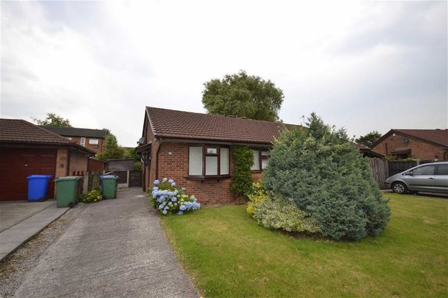Thumbnail Semi-detached bungalow to rent in Stainton Road, Manchester