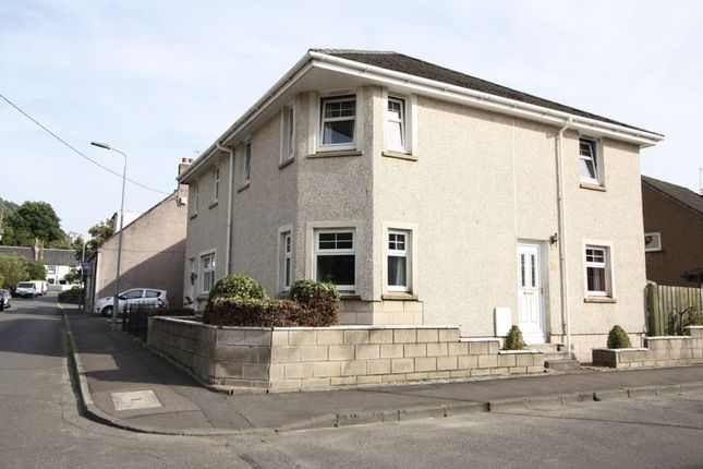 Thumbnail Terraced house for sale in Beauclerc Street, Alva