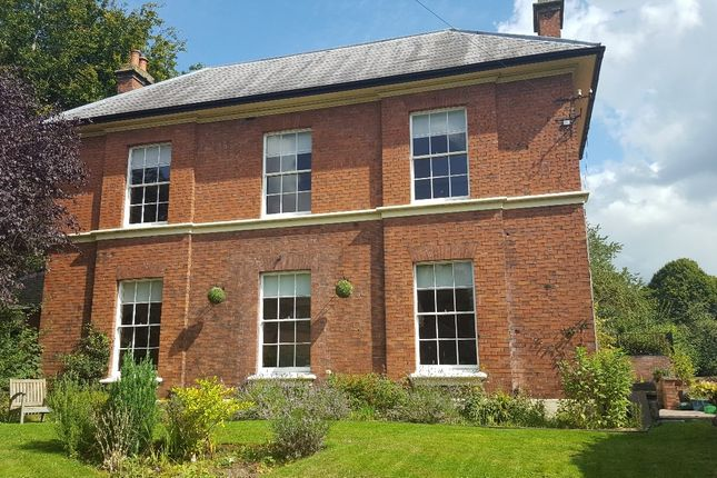 Thumbnail Detached house for sale in Leek Road, Cheadle, Stoke-On-Trent