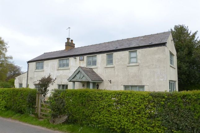 Thumbnail Detached house for sale in Cherry Tree Cottage, Shellow Lane, Gawsworth