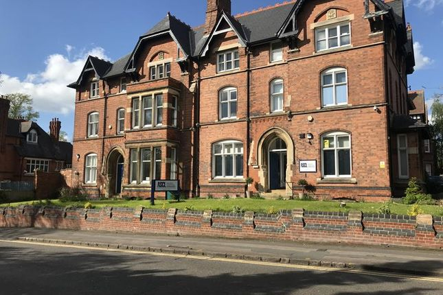 Thumbnail Office for sale in Regent Road, Leicester, Leicestershire