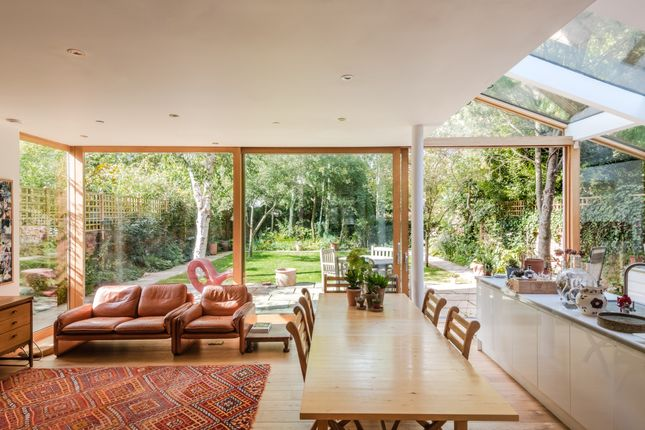 Thumbnail Semi-detached house for sale in Staverton Road, Summertown, Oxford