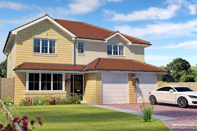 Thumbnail Detached house for sale in Heatherview, Seafield, West Lothian